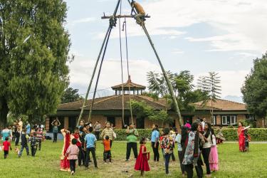 Votre petit grain de sable : aider SOS Villages d'Enfants Népal